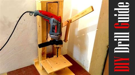 Video On How To Build A Drill Press Stand