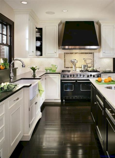 Vintage Black And White Kitchen Ideas