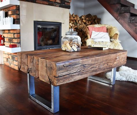 Vintage Coffee Table Diy 6