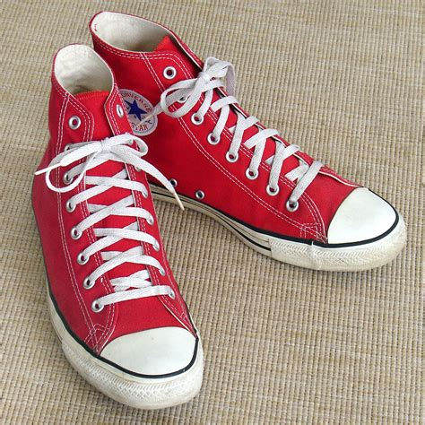 Vintage Converse Sneakers For Sale
