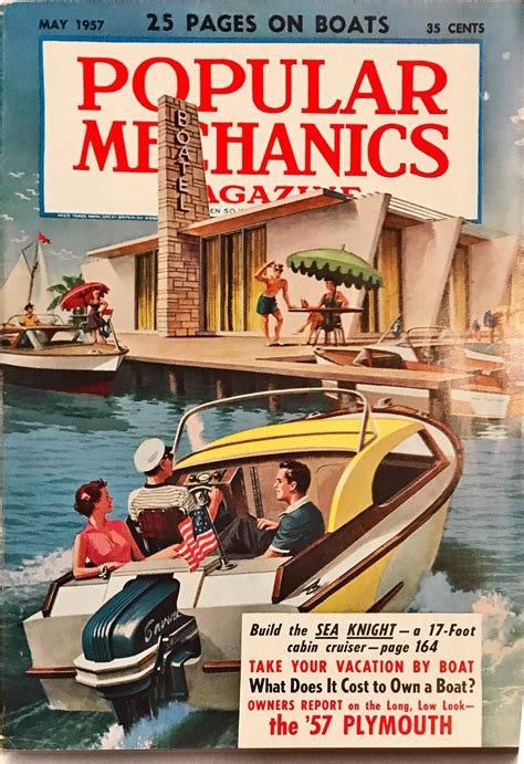 Vintage Projects From Popular Mechanics