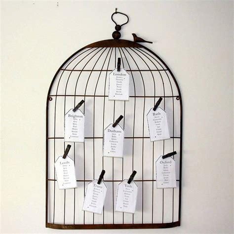 Vintage-Birdcage-Notice-Board-Table-Plan