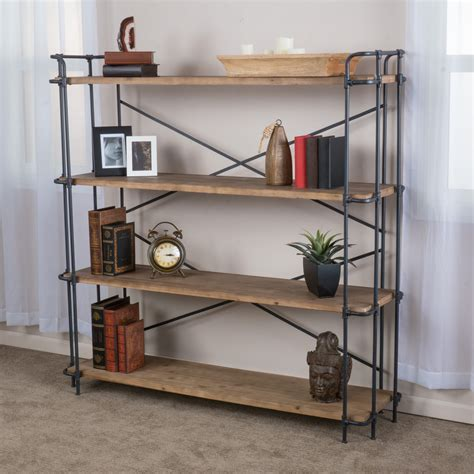 Vintage-Industrial-Bookcase