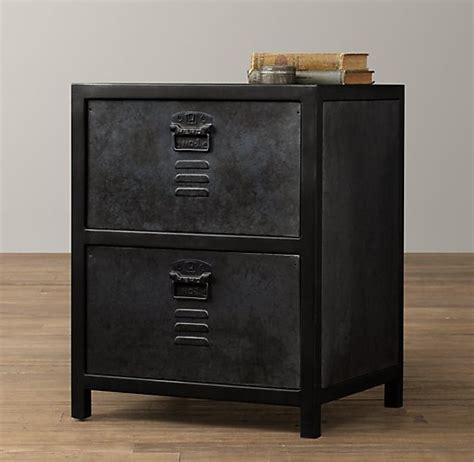 Vintage-Locker-Nightstand