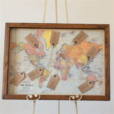 Vintage-Map-Wedding-Table-Plan