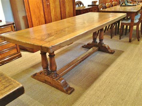 Vintage-Oak-Farmhouse-Table