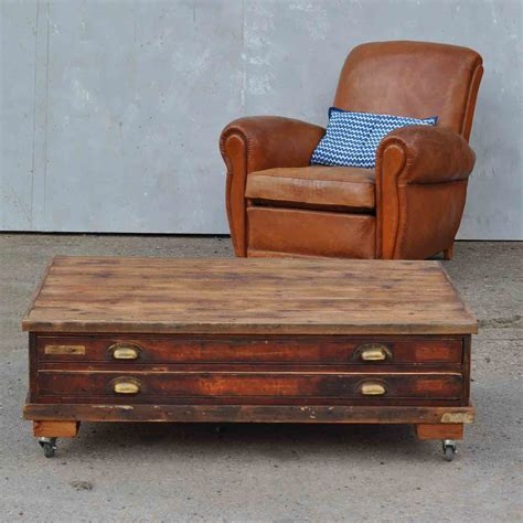 Vintage-Plan-Chest-Coffee-Table