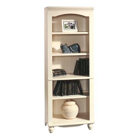 Vintage-White-Bookcase