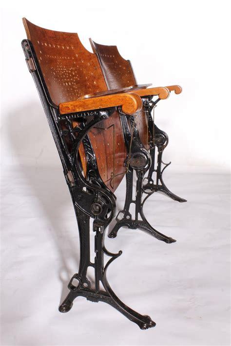 Vintage-Wood-Theater-Seat-Plans