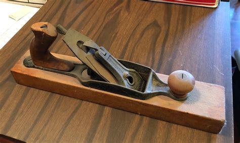 Vintage-Woodworking-Planes