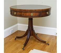 Best Vintage duncan phyfe drum table