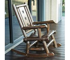 Best Vintage wooden porch chairs and rockers