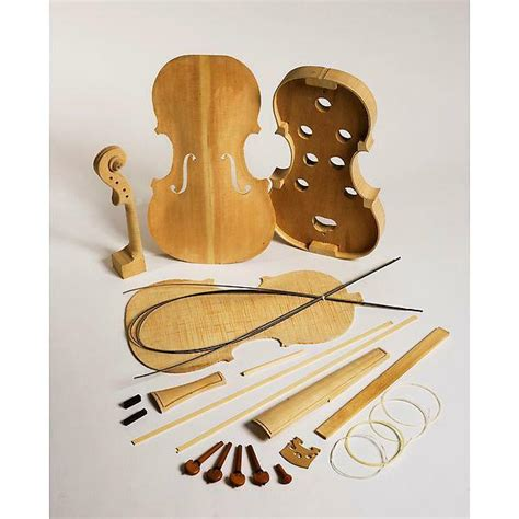 Violin Plans Build Your Own Kits