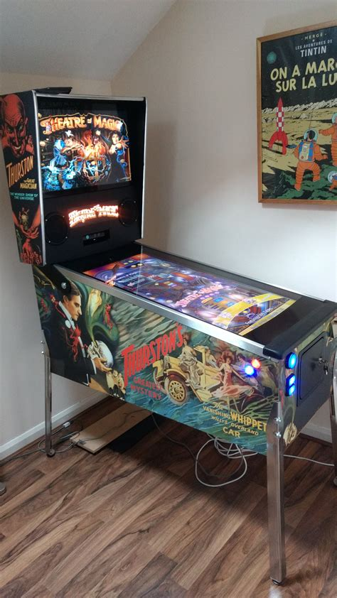Virtual Pinball Cabinet Diy