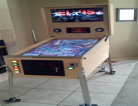 Virtual-Pinball-Machine-Cabinet-Plans