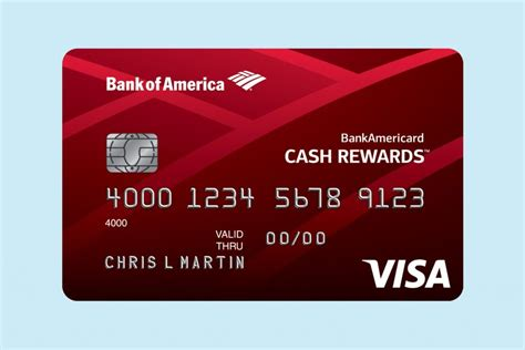 Visa Cash Rewards Credit Card