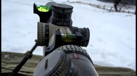 Vortex Vs Msp Bubble Level Anti Cant Device And Results For Trigger Spring Ultimate Opticsplanet