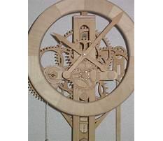 Best Vortex clock plans