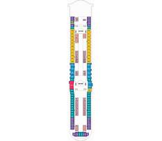 Best Voyager of the seas cabin plans