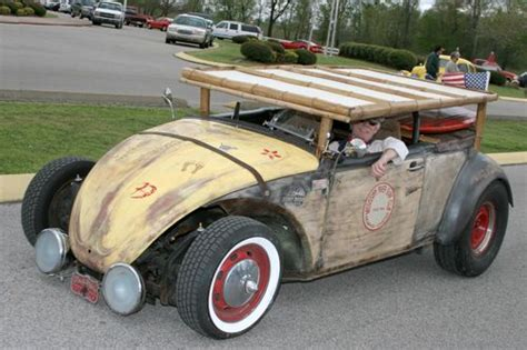 Vw Beetle Body Rack Diy