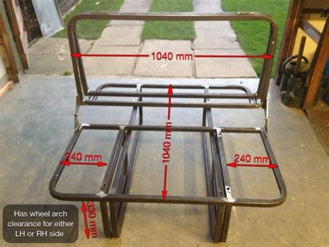 Vw Rock And Roll Bed Plans