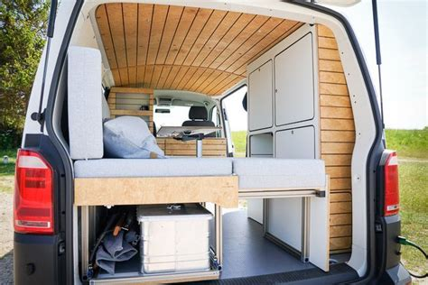 Vw T4 Diy Bedliner