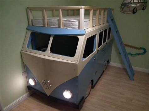 Vw-Camper-Bunk-Bed-Plans