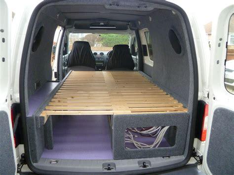 Vw-Camper-Van-Bed-Plans