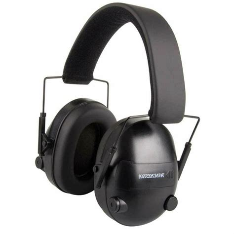 Winchester Electronic Earmuffs - Amazon Com.