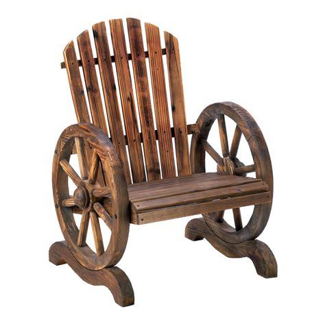 Wagon-Wheel-Adirondack-Chair