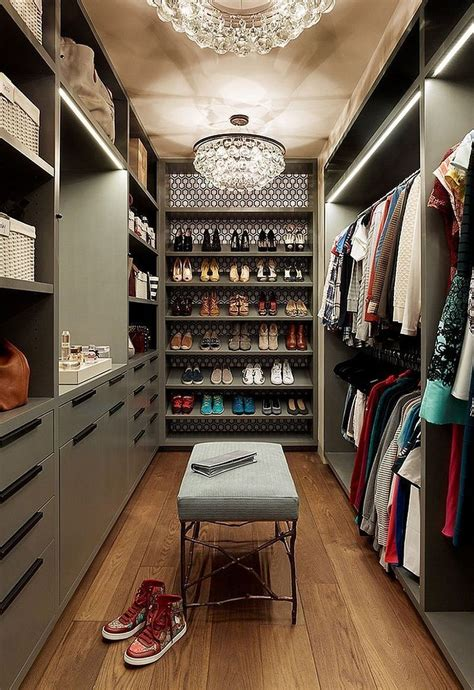 Walk In Closet Plans And Ideas