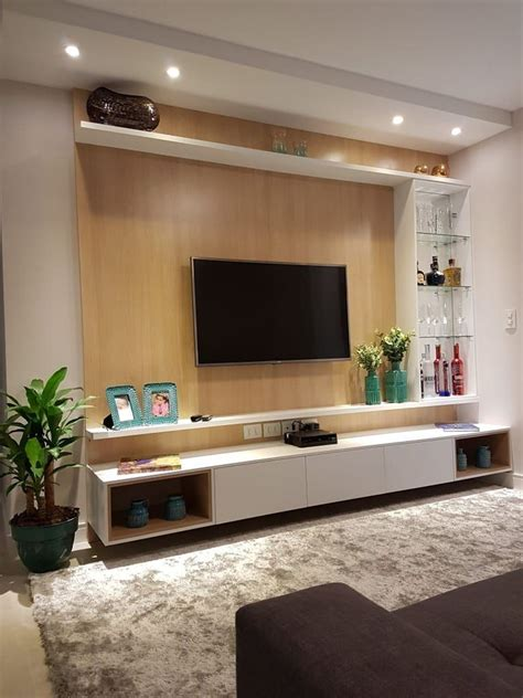 Wall Cabinet Design For Tv
