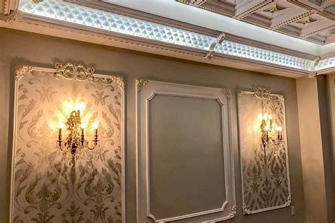 Wall Moulding Designs