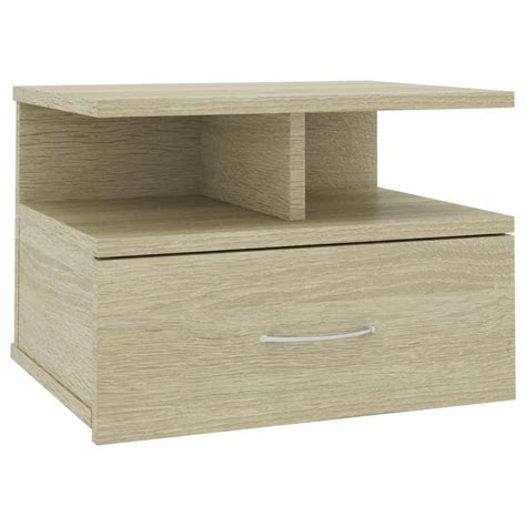 Wall Mounted Bedside Cabinet