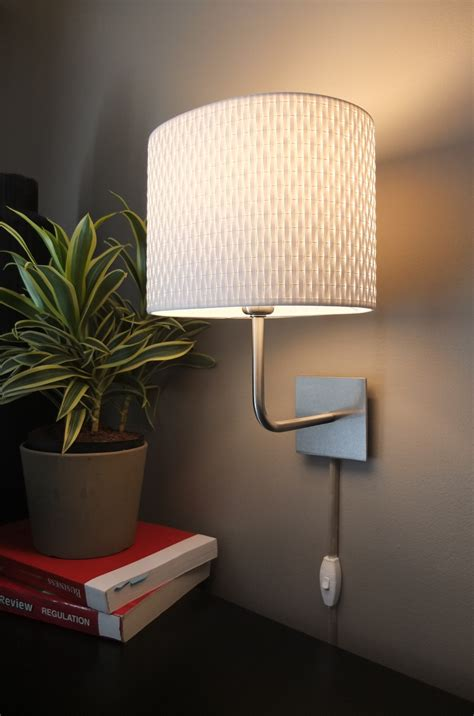 Wall Mounted Bedside Lamp