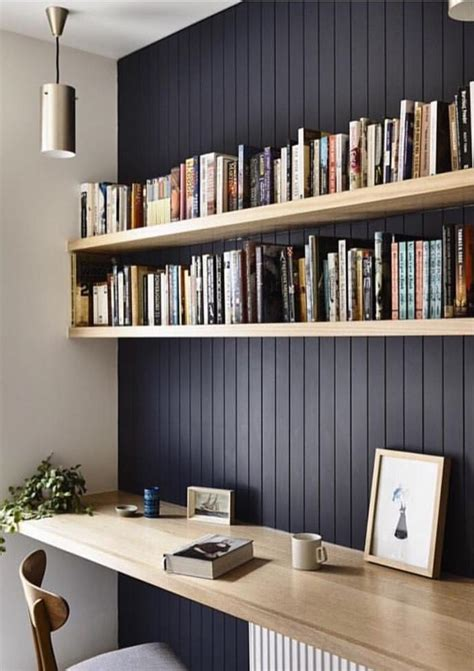 Wall Mounted Desk Designs Diy