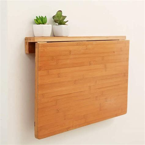 Wall Mounted Drop Leaf Table UK
