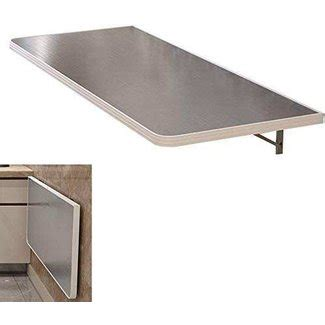 Wall Mounted Drop Leaf Tables Commercial Applications Of Thermosetting
