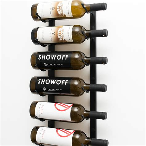 Wall Series 30 Bottle Wall Mounted Wine Bottle Rack