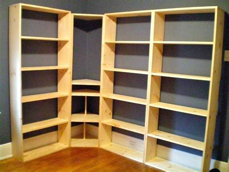 Wall Unit Plans Bookcase Ana White
