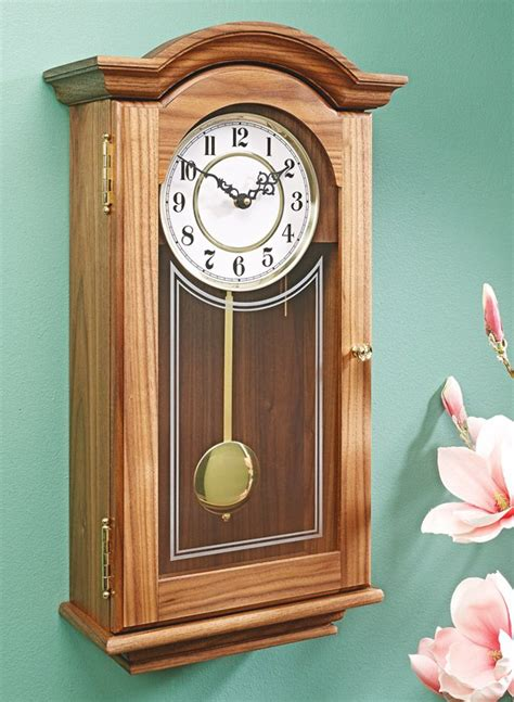 Wall clock plans woodworking.aspx Image