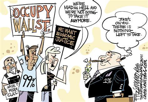 Wall Street Cartoons