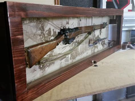 Wall-Mounted-Gun-Display-Case-Plans