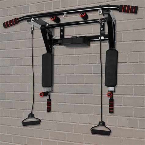 Wall-Mounted-Pull-Up-Bar-Plans