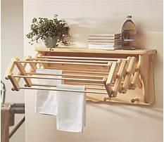 Best Wall mounted drying rack diy.aspx
