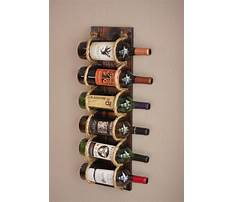 Best Wall wine rack build