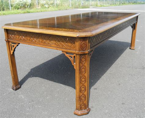 Walnut Coffee Table Plans