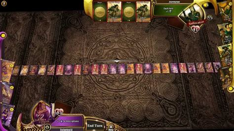 War Of Omens Build Endazu Decking
