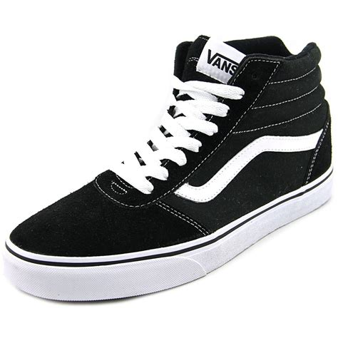Ward Hi Men Black Skate Shoe