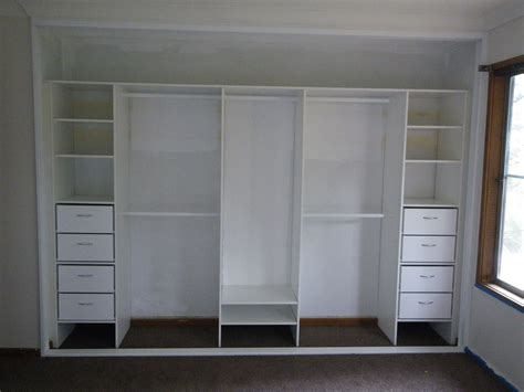 Wardrobe Built In Cabinet Design